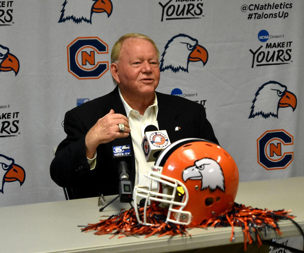 Mike Turner retires as head coach at Carson-Newman
