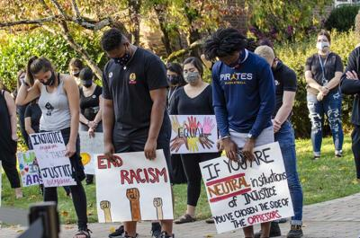 Carson-Newman stands united against racism, discrimination