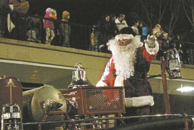 Morristown Christmas Lights Parade  to be held on Dec. 2