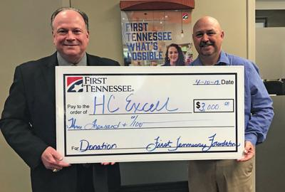 First Tennessee Foundation donates to HC*EXCELL