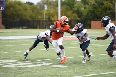 Special teams give boost, Eagles soar past Catawba