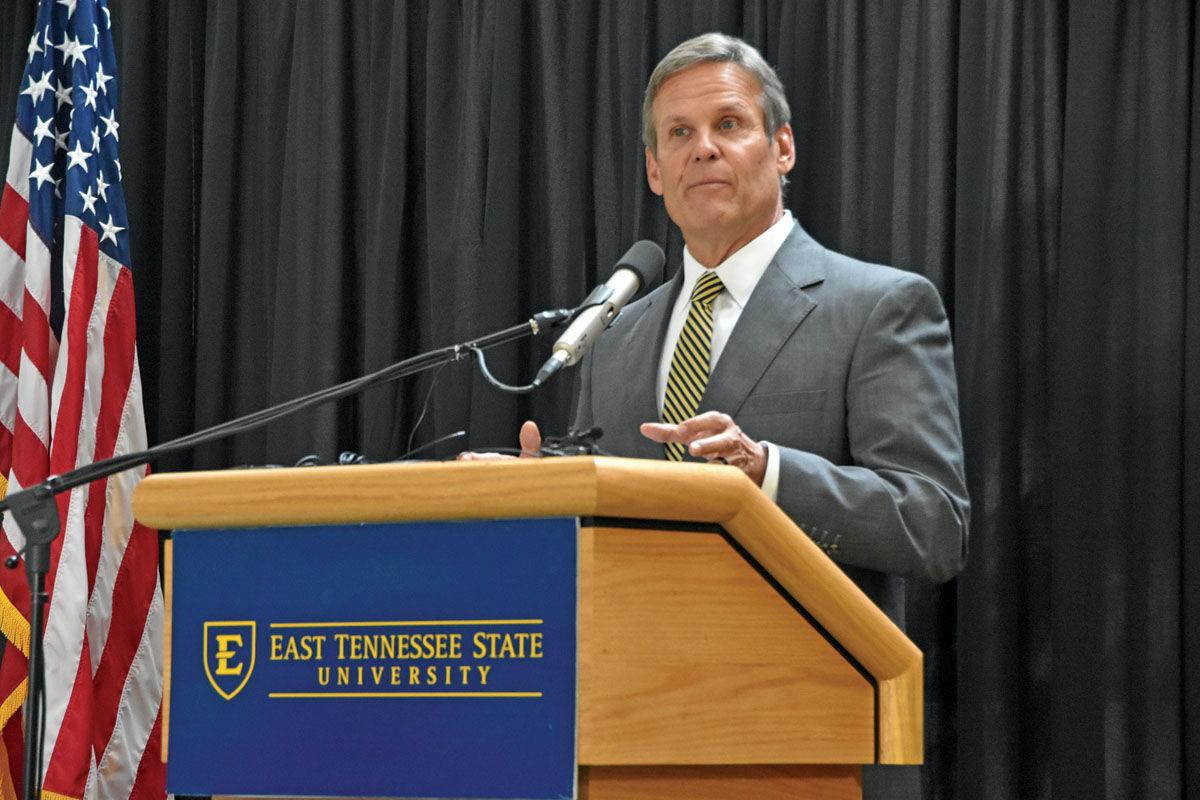 Lee announces Rural Health Research center at ETSU