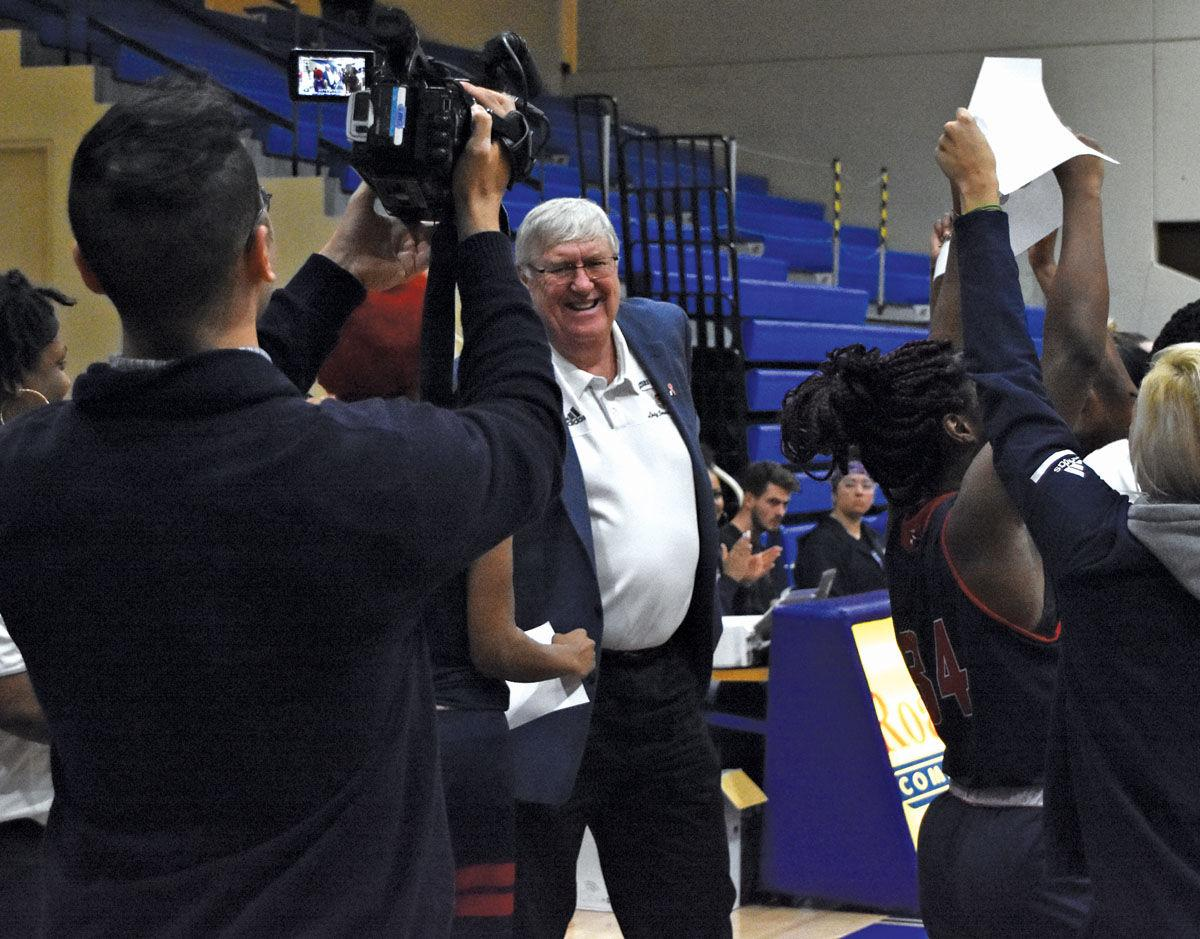 Blowout win gives Kragel his 1000th career victory