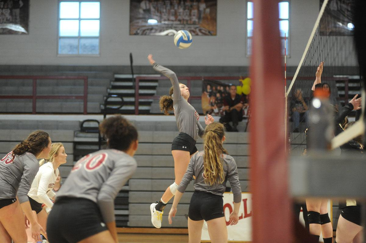 Morristown West sweeps Lady Red in D2-AAA 2nd round