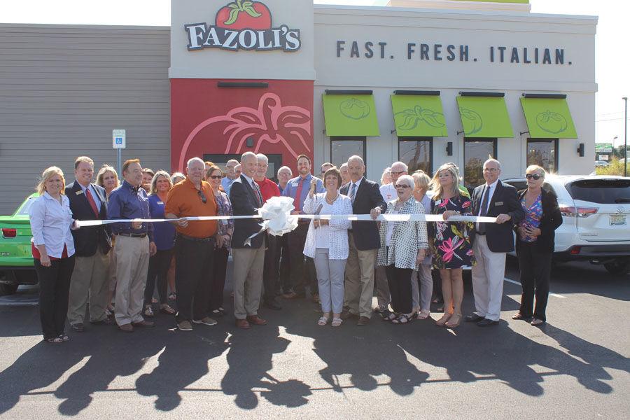 Fazoli's marks return to Morristown with ribbon cutting