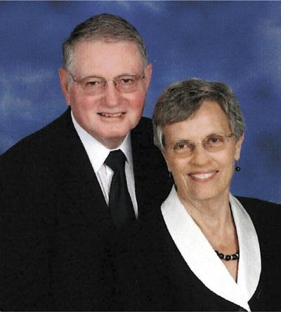 Wisecarvers celebrate 60 years of marriage