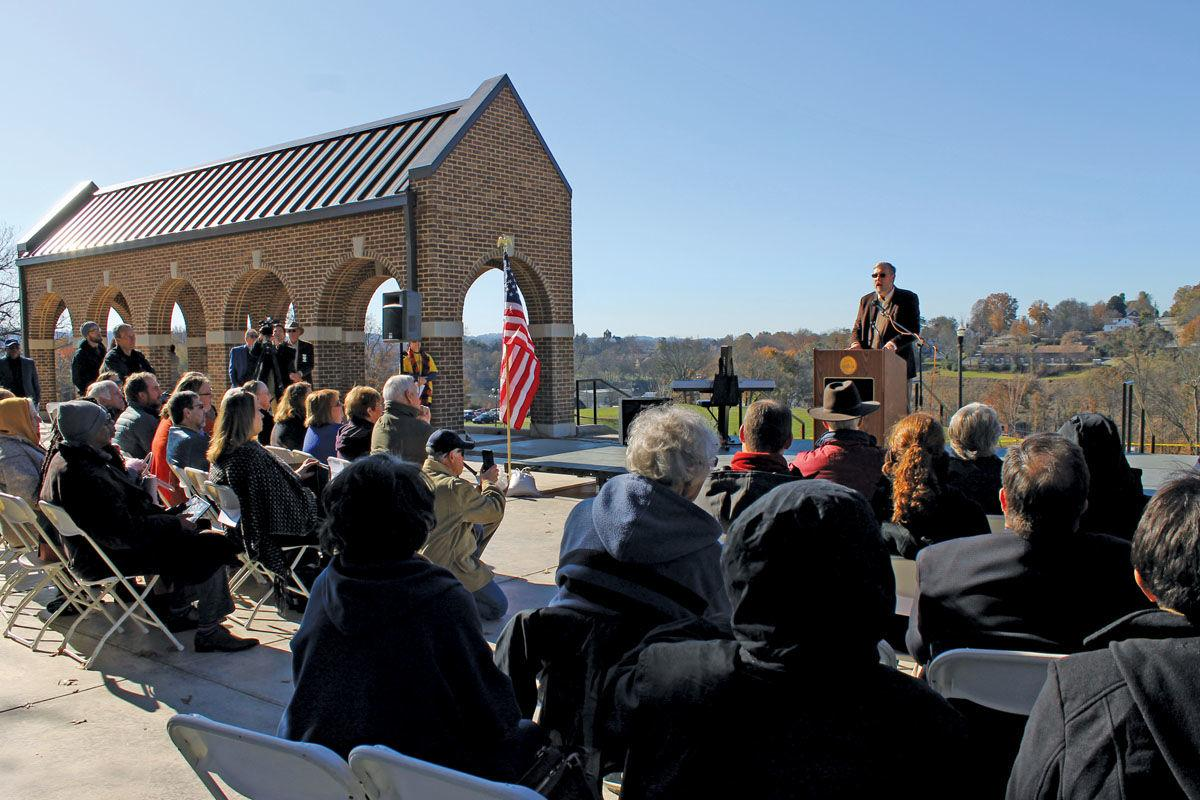 Morristown's newest park shines in  celebration