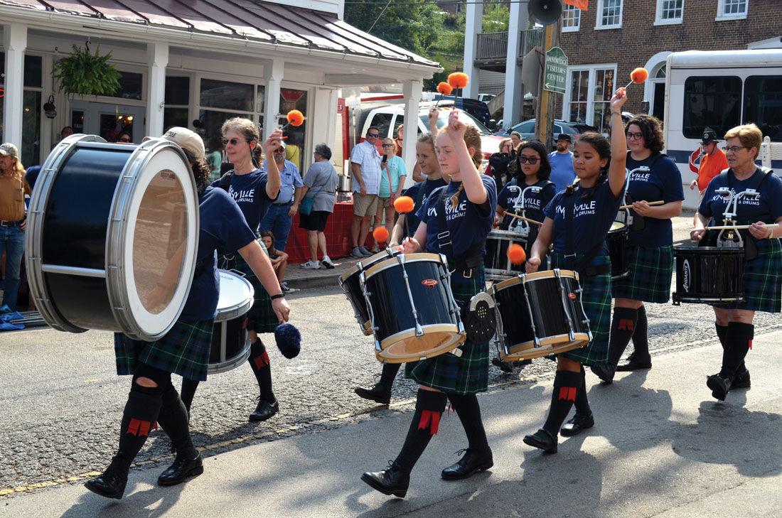 Scots-Irish Festival a Gaelic hit