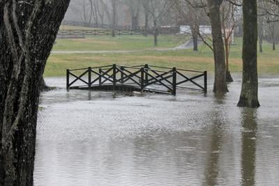 Heavy rains continue to flood Lakeway Area