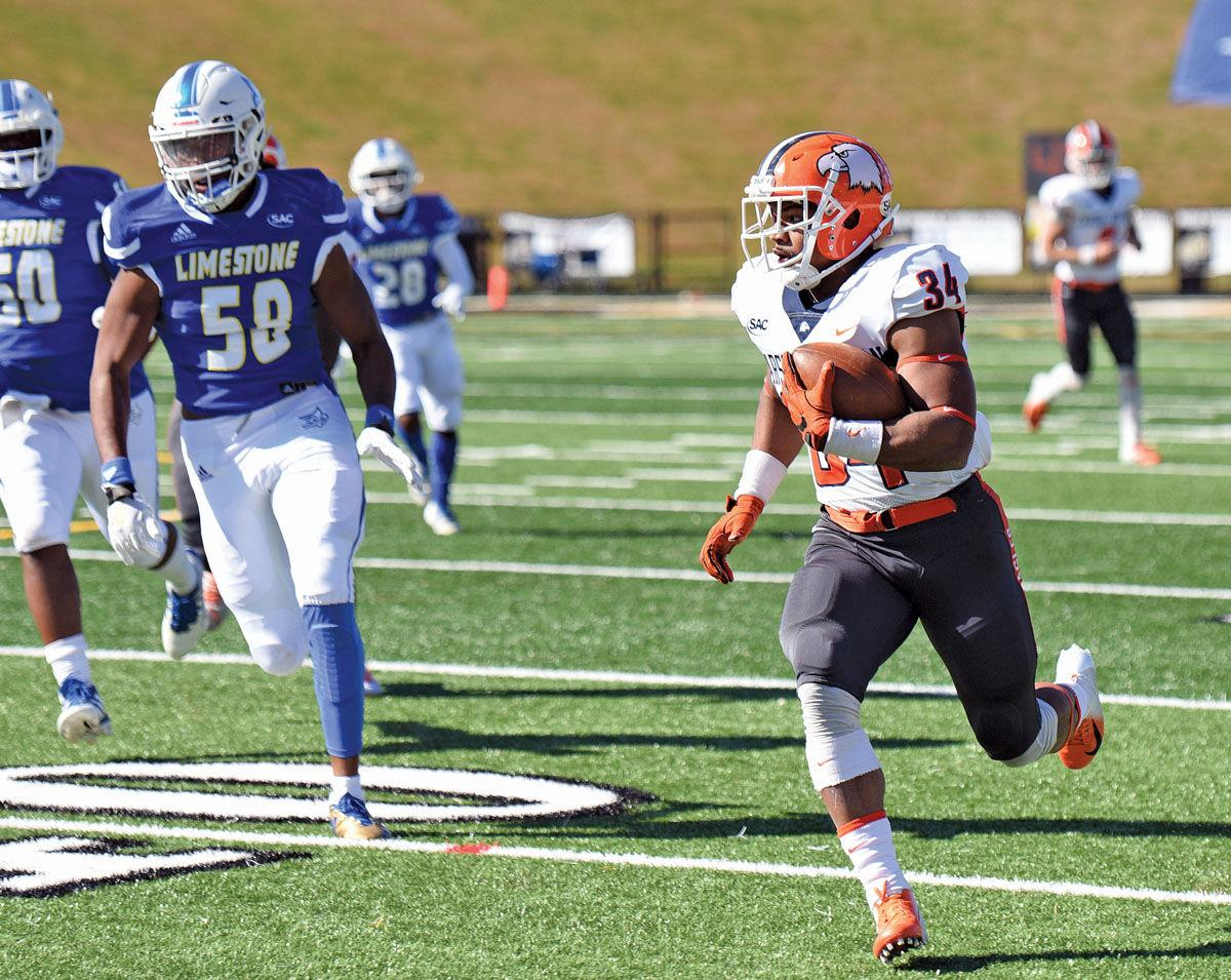 Carson-Newman wins thriller to keep playoff hopes alive