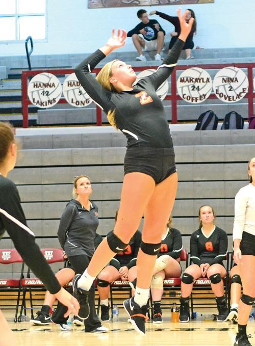 Lady 'Canes down Lady Trojans for first time since 2011 in