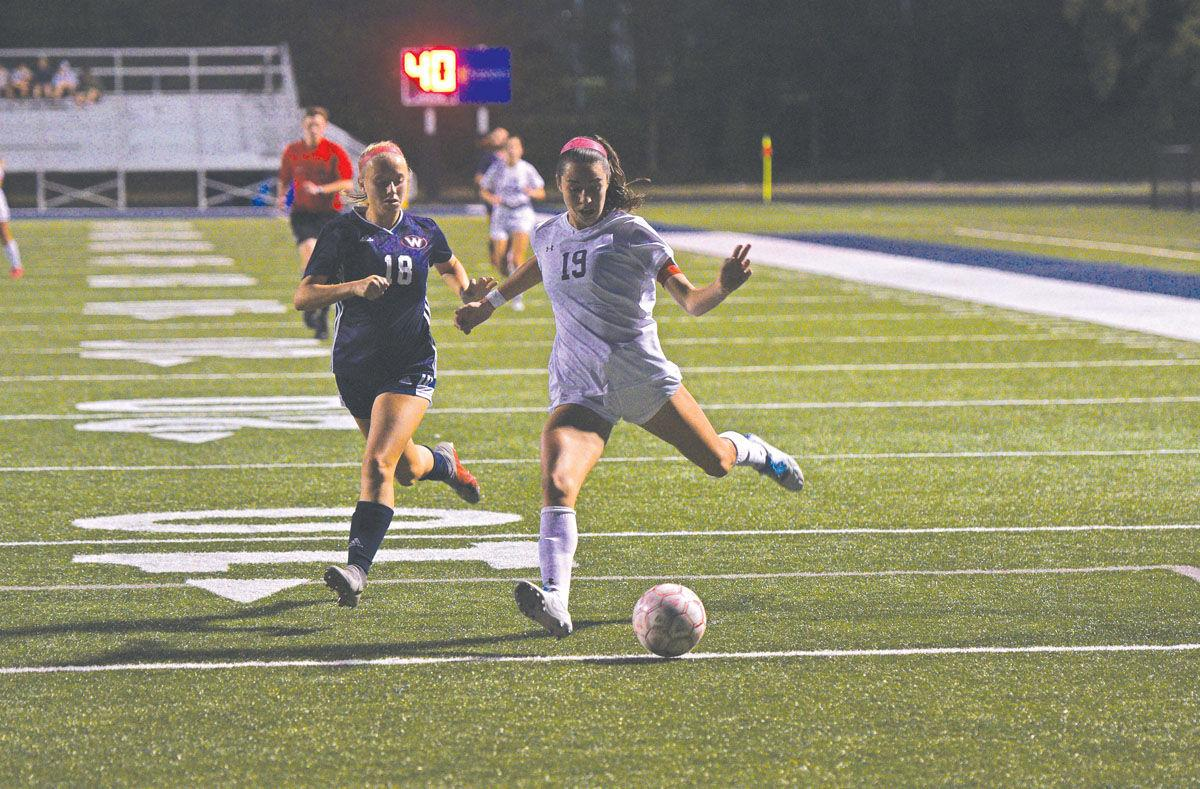 Jefferson County falls 2-1 to Knoxville West