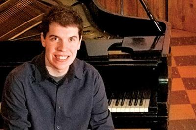 Grandson of piano legend to perform