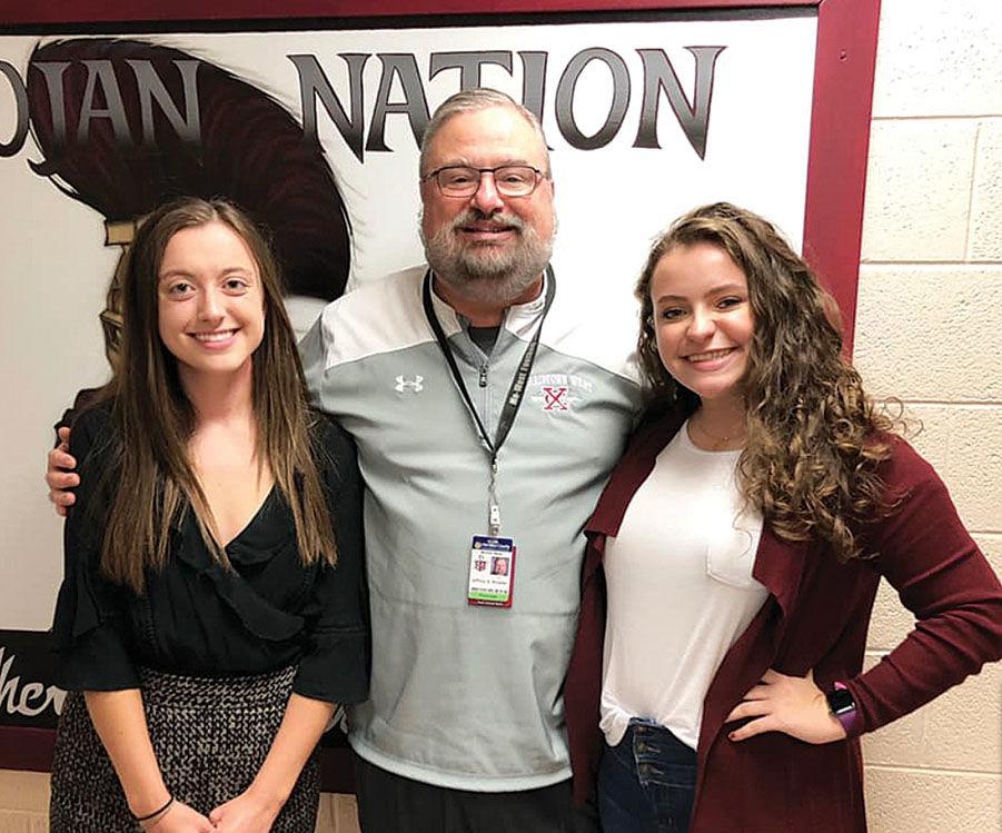 Three named National Merit semifinalists