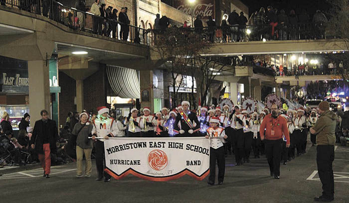 Morristown, Tn Christmas Parade 2020 Scenes from the 2017 Morristown Christmas Parade | Local News