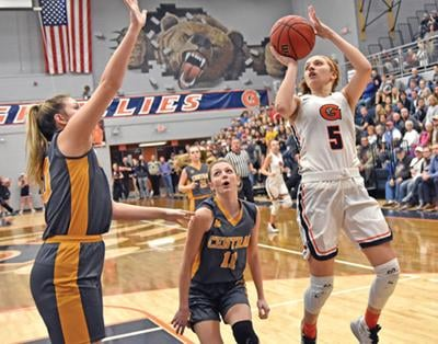 Grainger's Rutherford named Lakeway's top girls' player