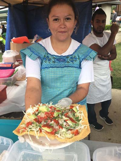 H.O.L.A. Lakeway hosts third annual Latin Food Festival at Rose Center
