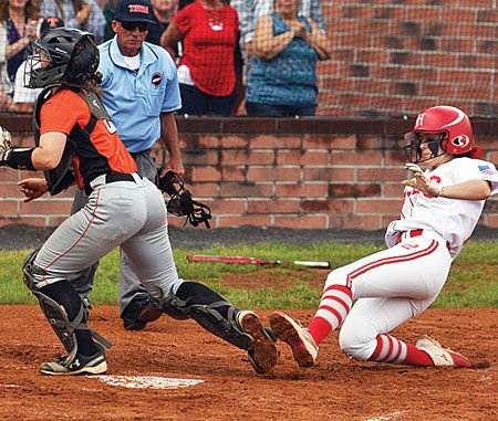 Halls walks off to victory, Lady 'Canes denied trip to state again