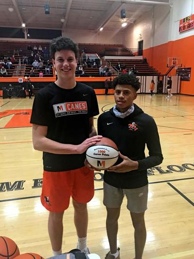 East's Simpson and Ilic eclipse 1,000 points