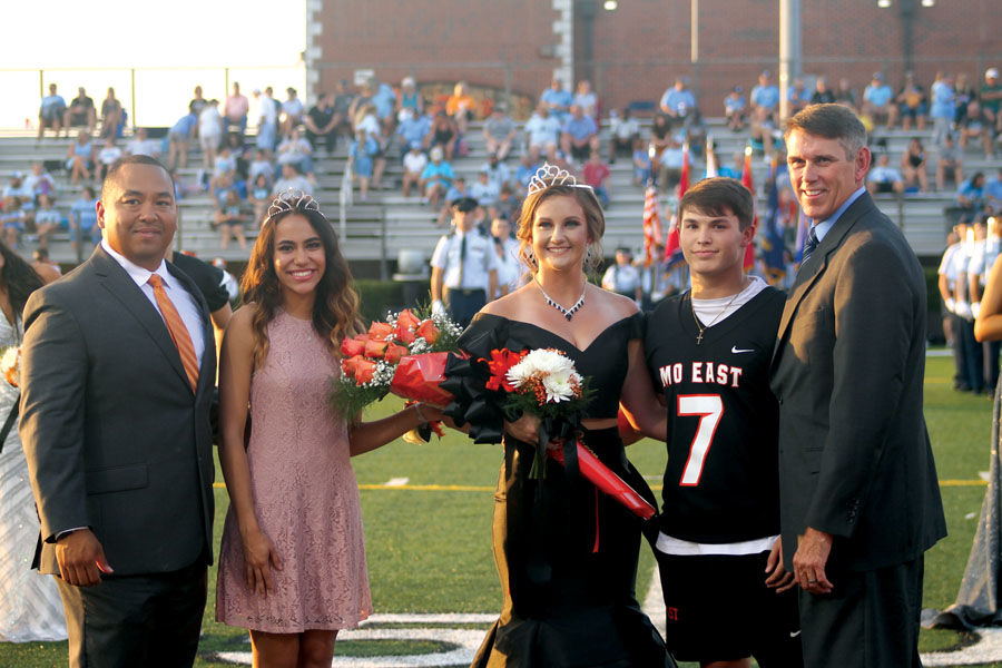 East High Homecoming Snapshots