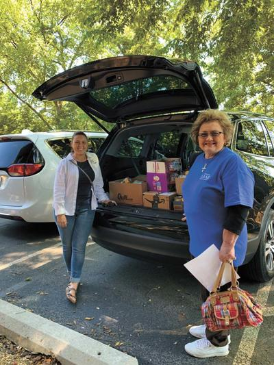 Realtors donate to Second Harvest Food Bank