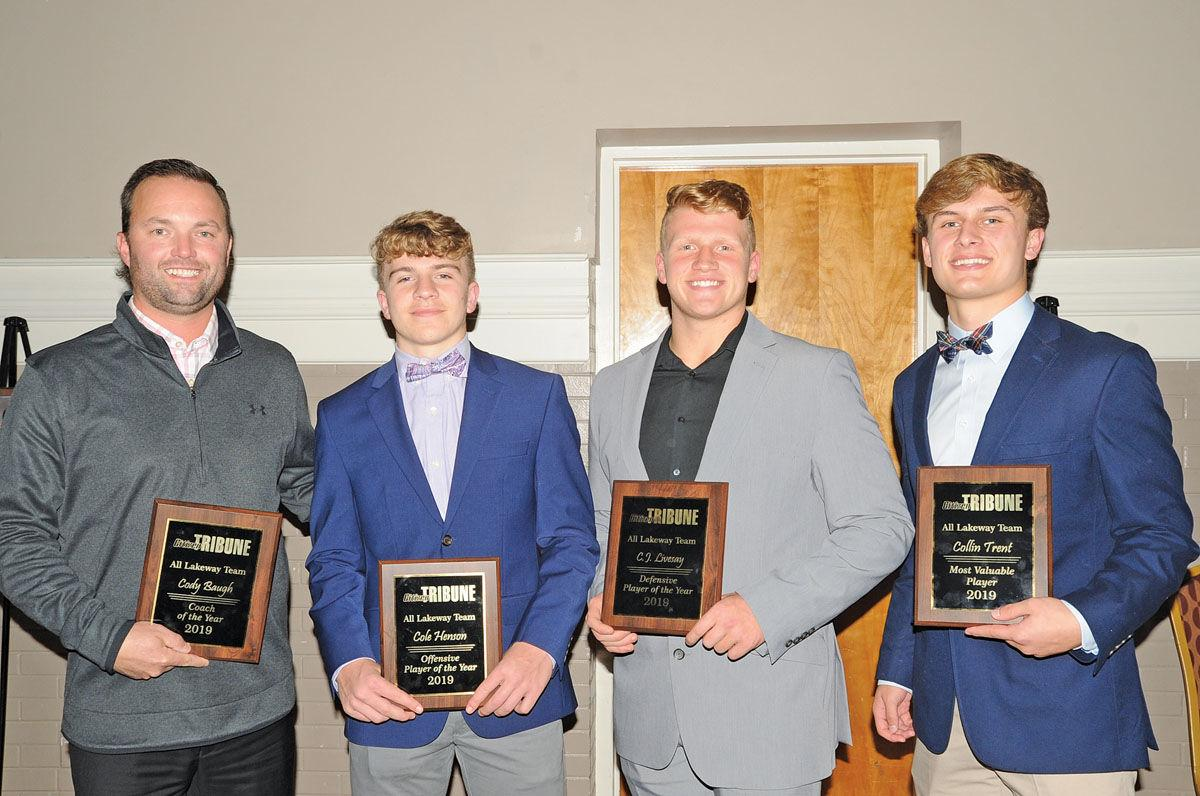 Cherokee's Collin Trent selected as Lakeway Area's Most Valuable Player