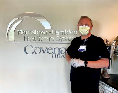 MHHS Infection Control Specialists adapting to COVID-19