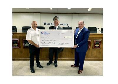 First Horizon Foundation makes donations to two Hamblen educational programs