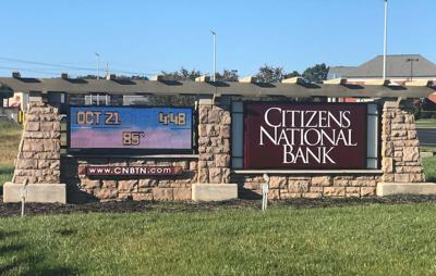Citizens National Bank:  Nearly five decades of service