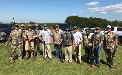 TN Sportsmen's Caucus donates $5,000 to Hunters for the Hungry