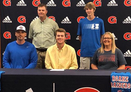 Grainger's Crider, Hurst to play baseball at Roane State