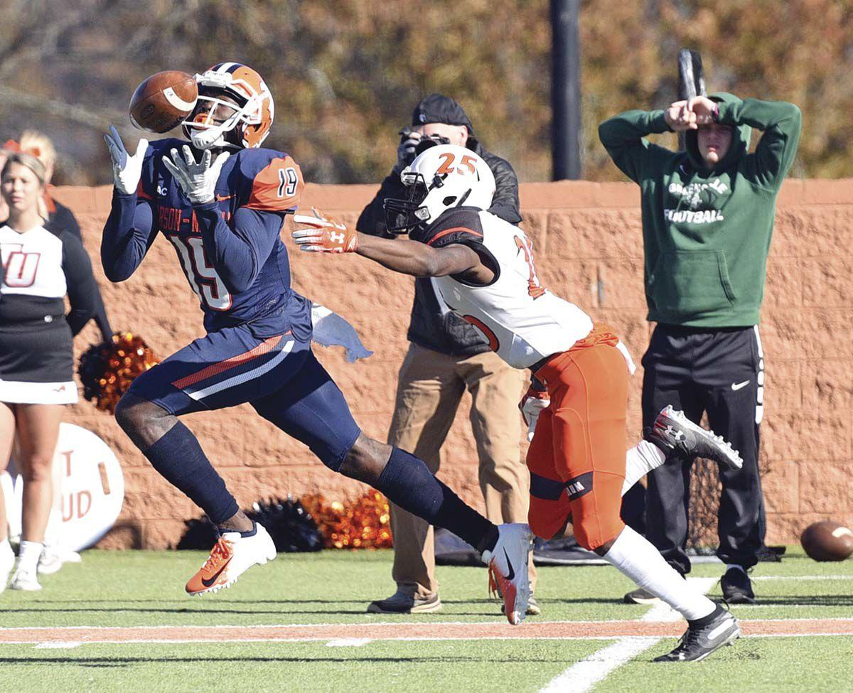 Eagles headed to Bowie State for opening round of NCAA D-II Playoffs