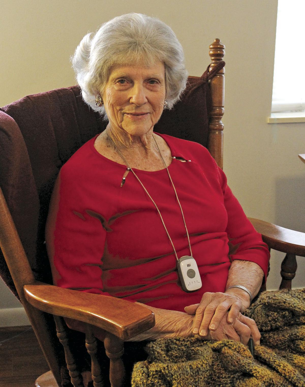 Florida native Gloria Allen has a zest for life