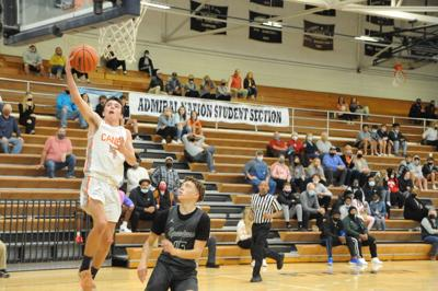 Mo East falls at the buzzer to Webb