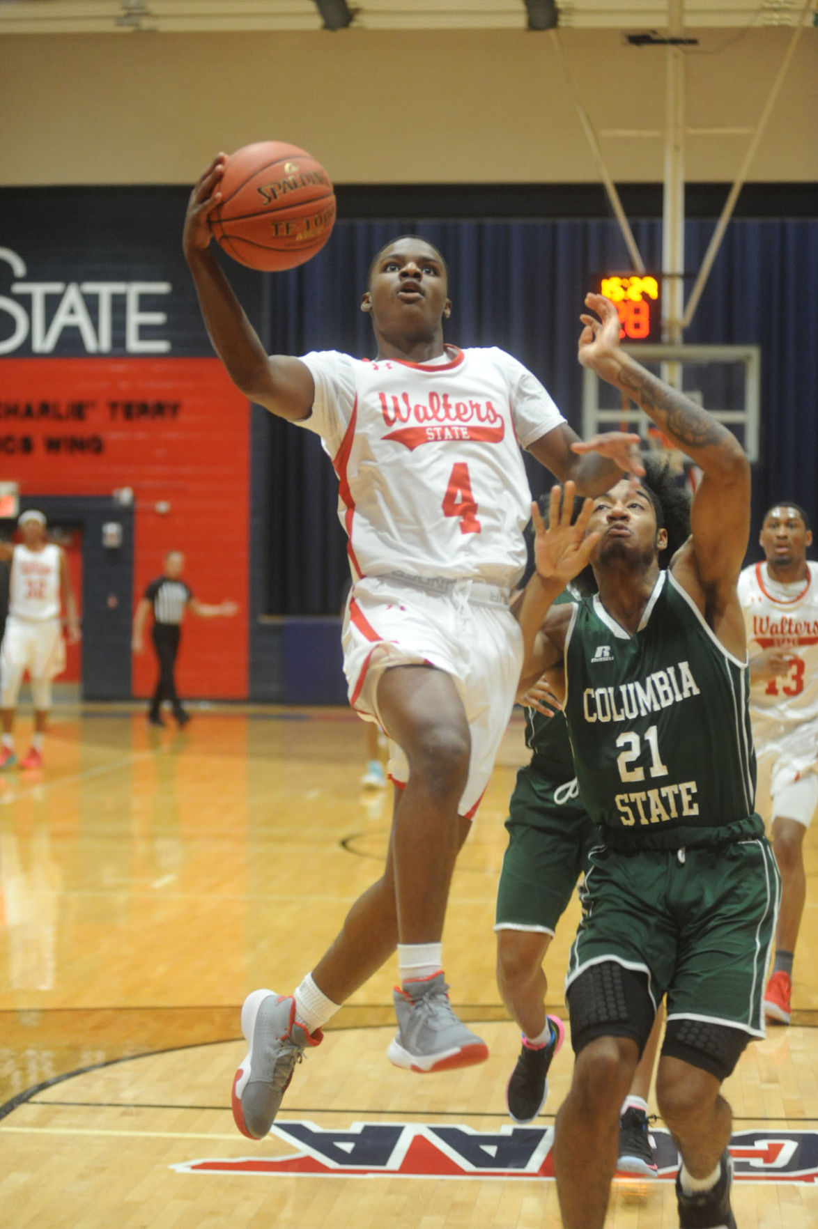 Walters State downs Chargers 97-85