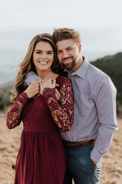 Wild - Cox wedding set for Knoxville