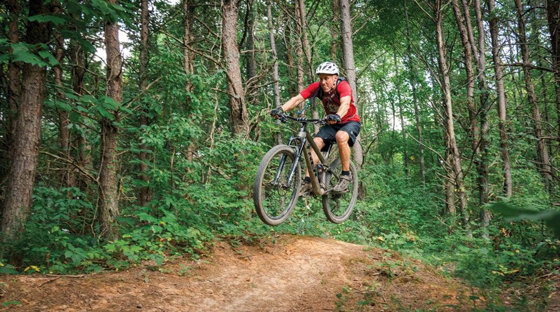 WSCC bike trails offer outdoor recreation