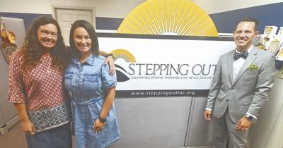 Laura Moore joins Stepping Out team