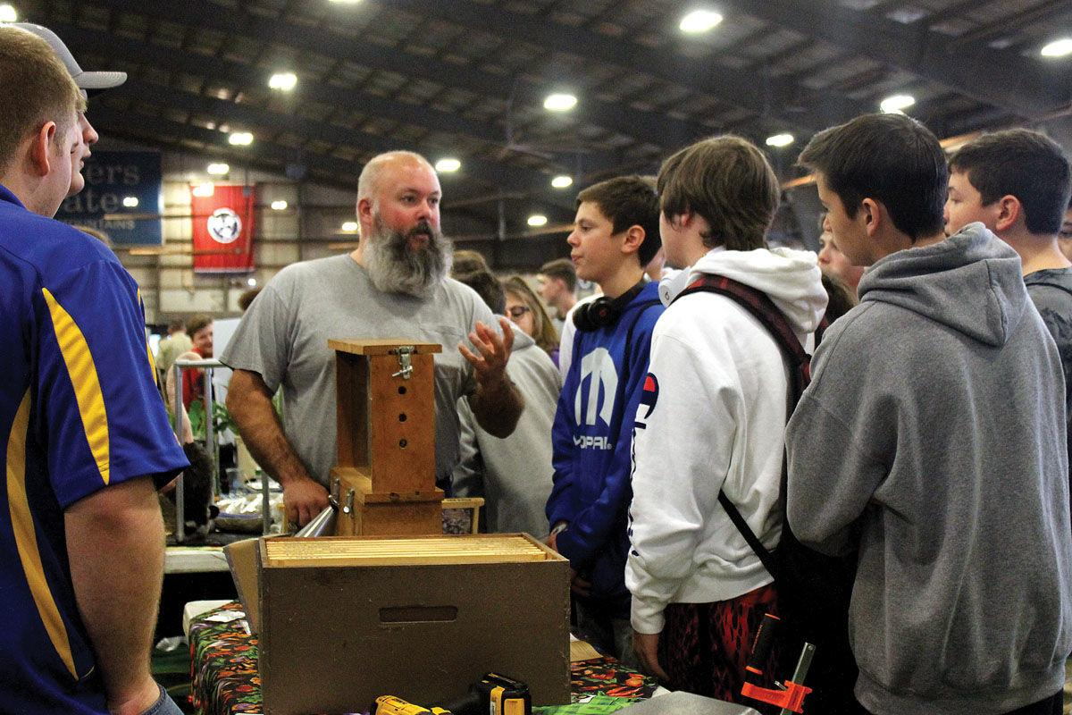 Eighth graders consider careers at Future Ready Expo