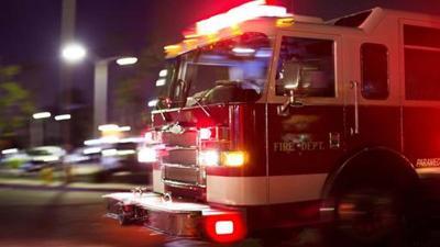 MFD battles a pair of fires