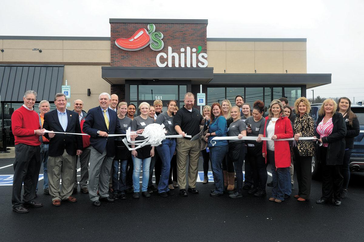 Chili S Holds Grand Opening