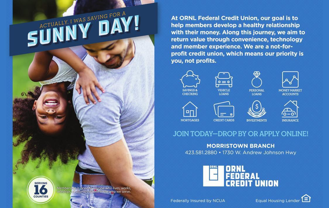 Ornl Federal Crediti Union Chamber Magazine 2017