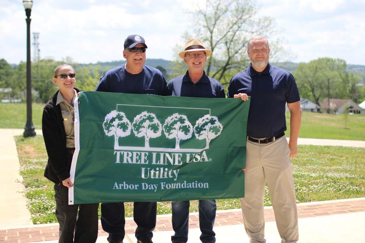 Growing Roots: Fulton-Hill Park hosts Arbor Day event