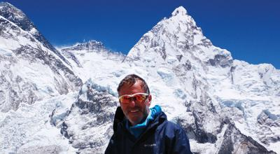 Everest climber Quillen to speak at WSCC
