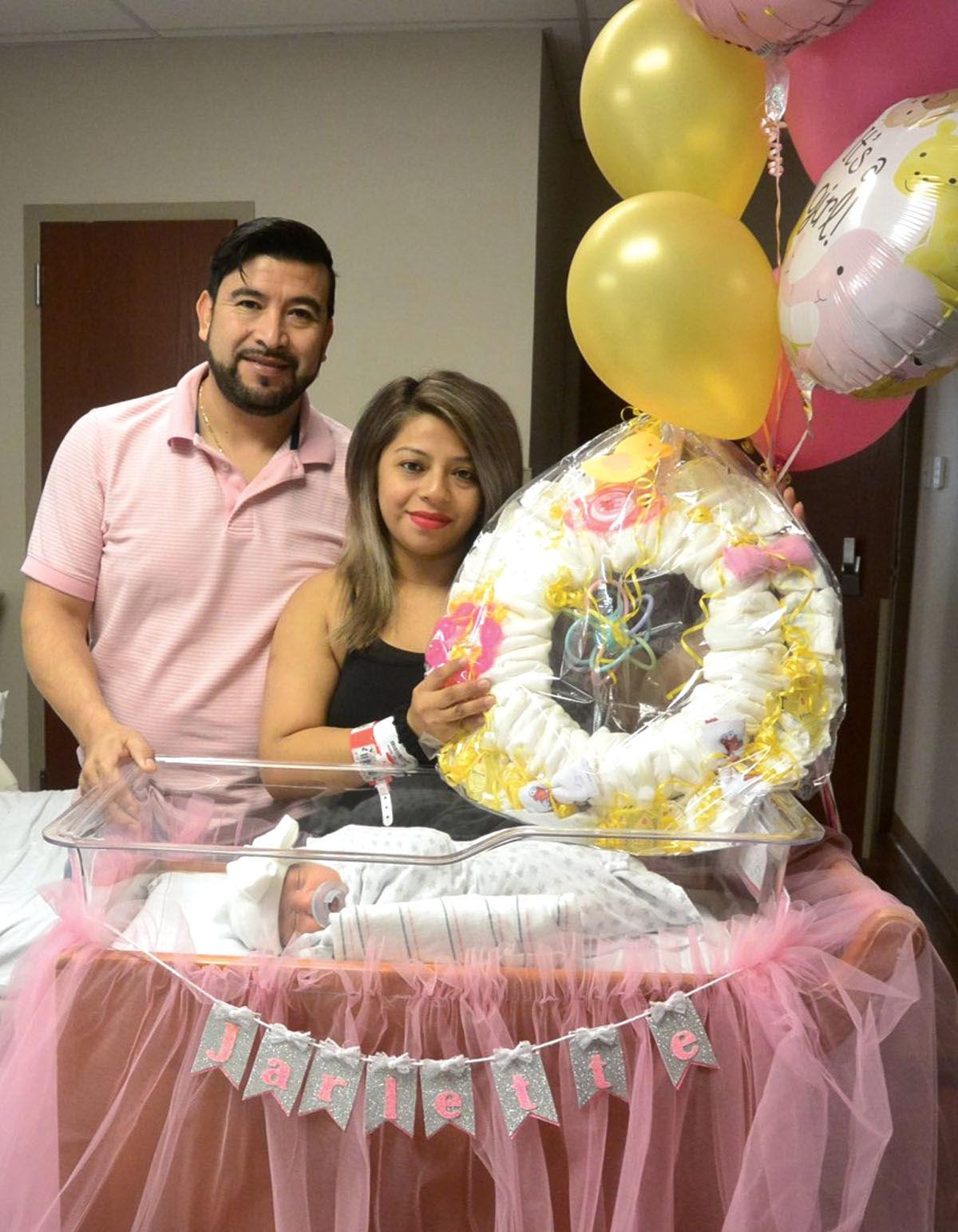 David the Fifth: Local family welcomes baby new year