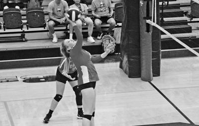 Cocke County volleyball earns third-straight win
