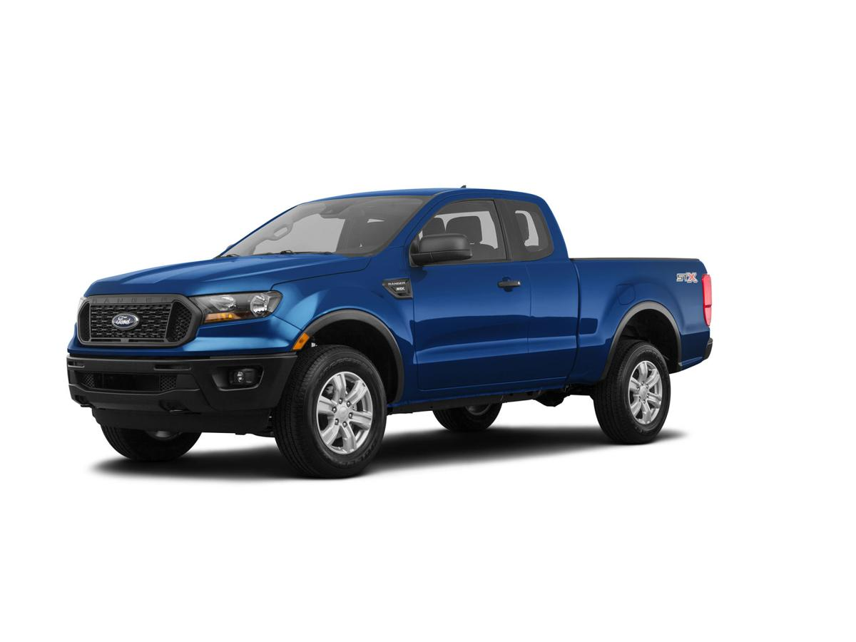 Welcome back, Ford Ranger