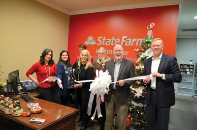 Ottinger finds right fit at State Farm