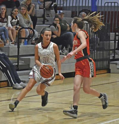 West's Seals will suit up for Lady Scots