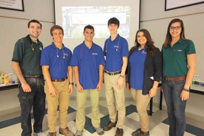 Interns explore inner workings of ColorTech